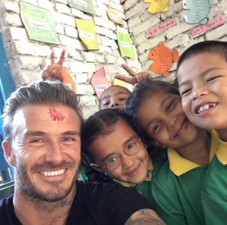 Beckham Unicef