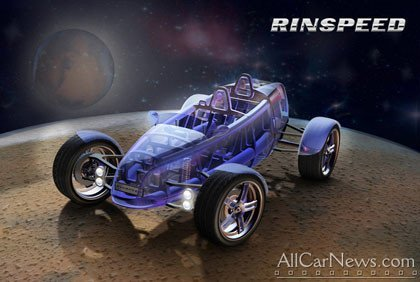 Rinspeed eXasis Concept