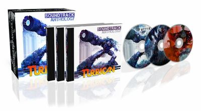 Chris Huelsbeck se suma al carro de KickStarter para financiar 'Turrican Soundtrack Anthology'. Go, Turrican, Go!
