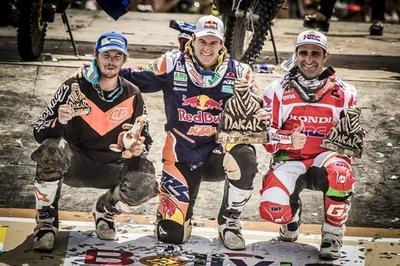 Marc Coma irá a por su sexto Dakar en moto