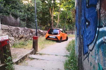 Prueba Toyota Aygo X Cite 6
