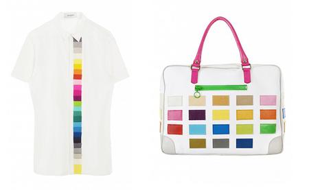 La explosión de color de David Delfin para la Primavera-Verano 2012