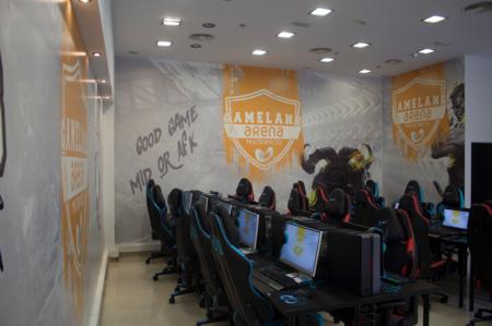 Gameland Arena: llega a Valencia el primer espacio free gaming para los amantes de los deportes electrónicos