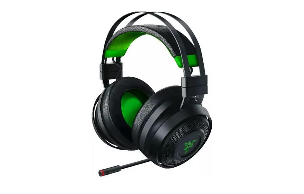Auriculares Gaming - Razer Nari Ultimate, Para Xbox One, Razer HyperSense, Negro