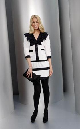 El look de la semana 30/06 de Julio: Claudia Schiffer