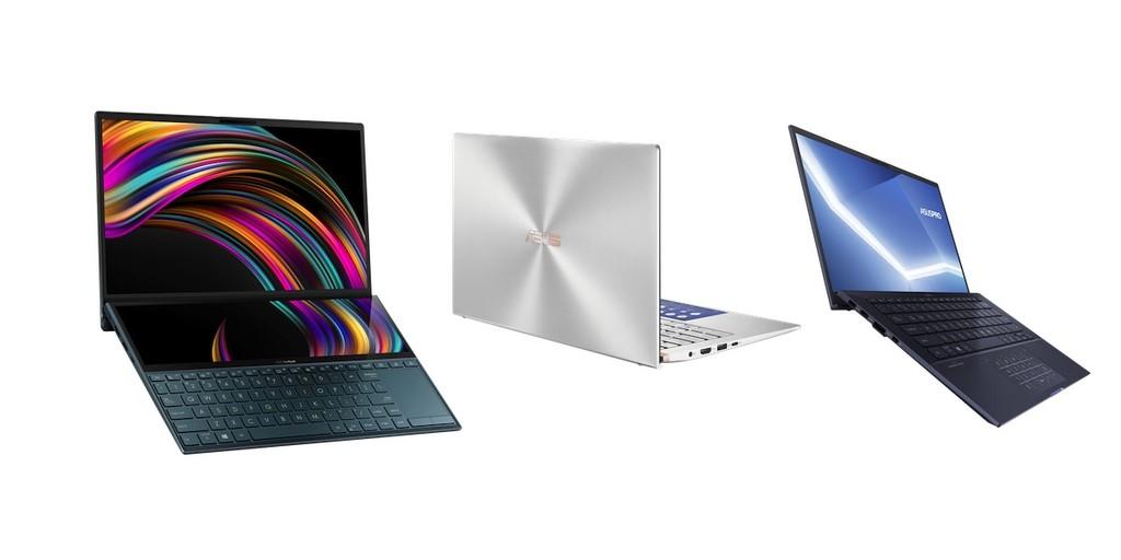 Nuevos ASUS Zenbook: la doble pantalla se impone en los portátiles más profesionales de ASUS