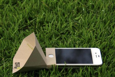 Eco-Amp, un amplificador ecológico