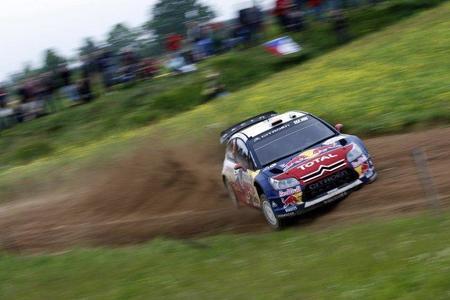 La FIA estudia llevar el WRC al Báltico