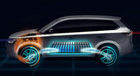 Mitsubishi ofrecerá versiones eléctricas o híbridas de todos sus próximos modelos