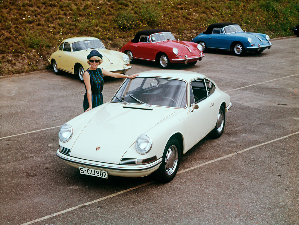Foto de Historia de Porsche de 1940 a 1980 (19/29)