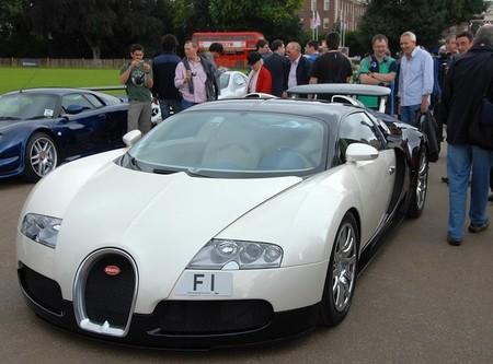 'F1', la matrícula más cara del Reino Unido