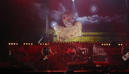 """Iron Maiden aprovecha las descargas """"ilegales"""" para saber dónde hacer conciertos"""
