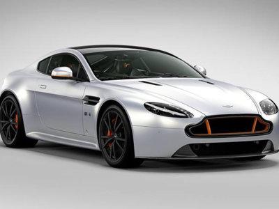 Aston Martin V8 Vantage S Blades Edition: inspirado en un escuadrón de vuelo acrobático