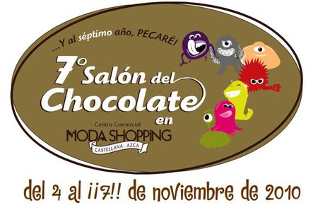 VII Salón del Chocolate de Moda Shopping