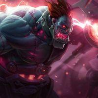 League of Legends: Sion es el mejor campeón del juego con un 55% de victoria y 17% de pick