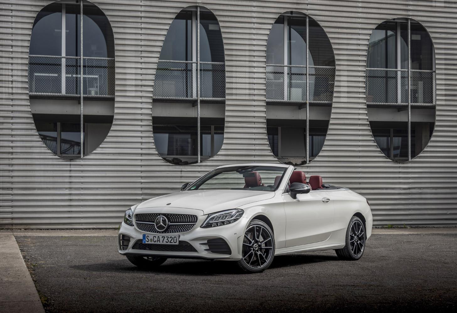 Foto de Mercedes-Benz Clase C 2018, toma de contacto (52/255)