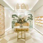 Soft & Raw, un espacio natural que evoca la artesanía y la tierra diseñado por DEVES A GENJO Interiorismo en Casa Decor 2020