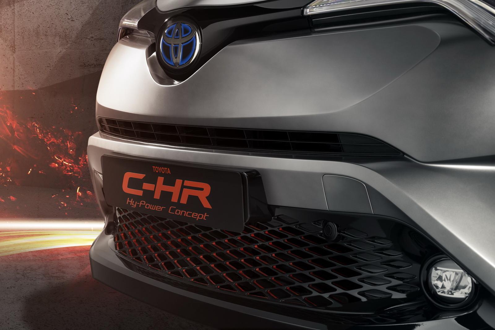 Foto de Toyota CH-R Hy-Power Concept (19/20)