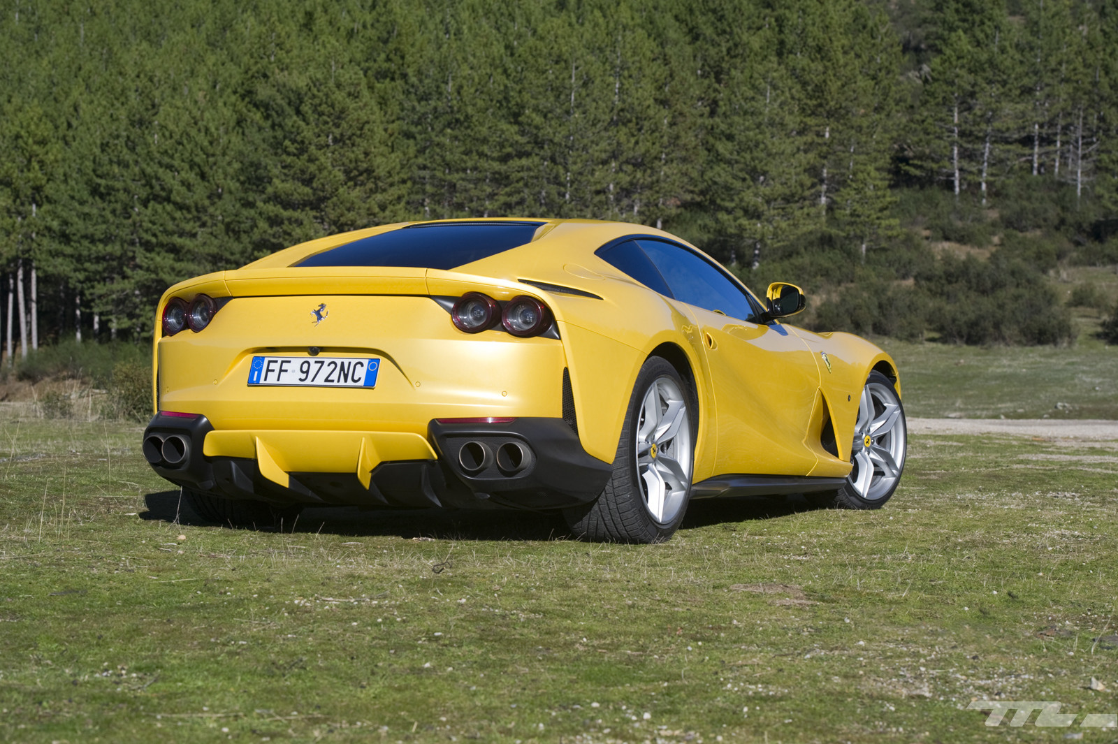 Foto de Ferrari 812 Superfast (prueba) (36/55)