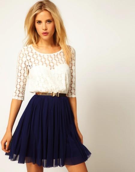 Claves de estilo para ir de shopping: vestidos de entretiempo para lucir palmito