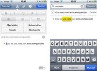 Evernote en iOS se actualiza con texto enriquecido, nuevo diseño y acceso a libretas compartidas