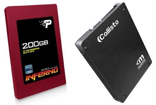Mushkin Callisto SSD y Patriot Inferno buscan hacerse un hueco en un mercado cada vez más apretado