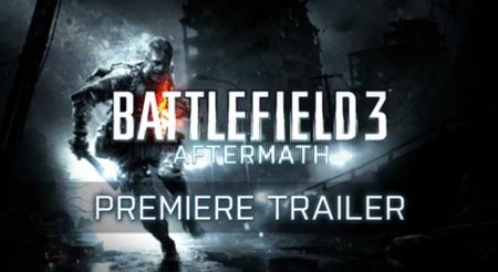 'Battlefield 3: Aftermath' nos llevará a manejar una ballesta. Aquí tenemos su tráiler de presentación junto con sus novedades