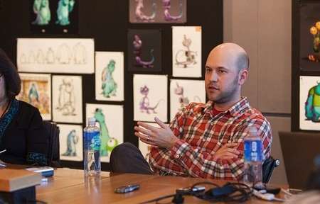 El director Dan Scanlon