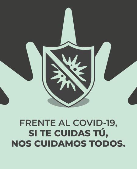 Frente Al Covid