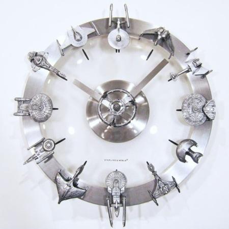 Reloj de Star Trek