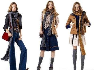 Looks de Zara Casual Octubre 2010: triunfa el estilo preppy