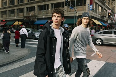 Pull & Bear conquista Los Ángeles con una campaña al más puro estilo del street-style