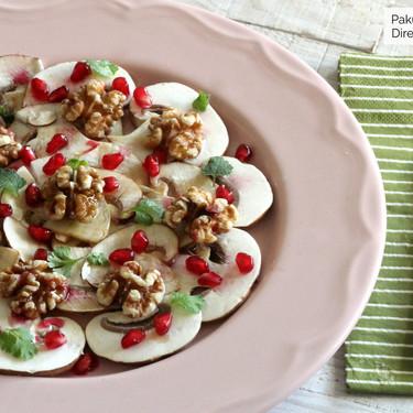 Comer sano en Directo al Paladar (LX): el menú ligero del mes