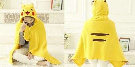 Capa Pikachu