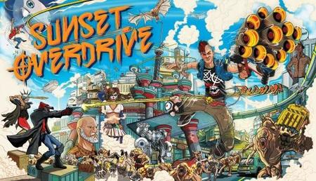 Mañana los usuarios de Xbox Live Gold podrán jugar gratis a Sunset Overdrive por 24 horas