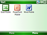 Windows Office Mobile 6.1