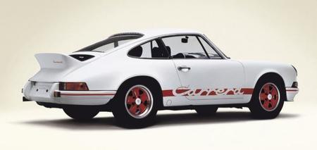 Porsche 911 Carrera RS 2.7, feliz 40 aniversario