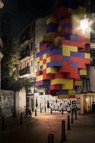Foto de Reconstruyendo espacios en Valencia con Lego (7/7)