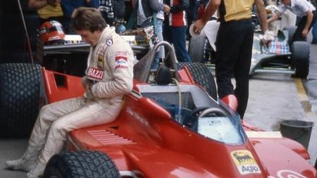 Villeneuve Ferrari F1 1982