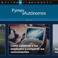 Nuevo diseño de Pymes y Autónomos, llegan las top stories