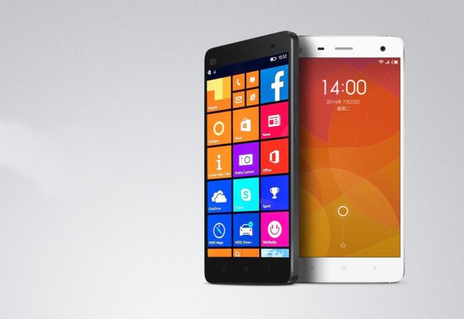 Lenovo tendrá su teléfono Windows 10 en verano, mientras Xiaomi juega con el sistema en su Mi 4