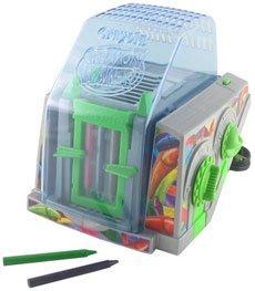 Crayola te ayuda a fabricar tus propios colores