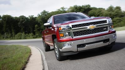 2014 Chevrolet Silverado y GMC Sierra