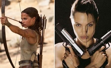 'Tomb Raider': todo lo que se hizo mal en las películas de Angelina Jolie como Lara Croft