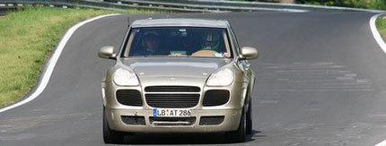 ¿Qué llevará Porsche probando tanto tiempo?
