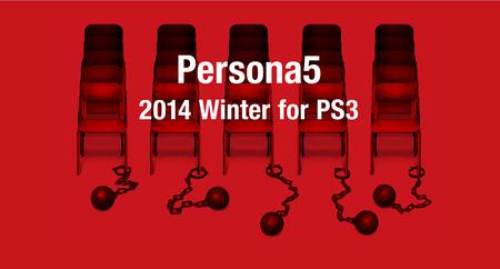 Persona 5 confirmado para PS3