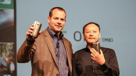 Jason Mackenzie, vicepresidente de HTC, abandona el barco taiwanés tras doce años