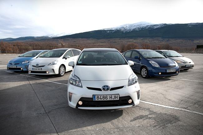 Gama Coches Toyota Híbridos