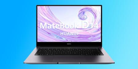 El chollo para la vuelta a clase es el Huawei Matebook D14: ligereza, solvencia y gran autonomía por 549 euros en Amazon