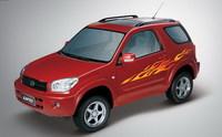 """Las """"versiones chinas"""" del Toyota RAV4 y del BMW X5 serán presentadas en Frankfurt"""